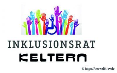 Inklusionsrat-Keltern seit 23.05.2019